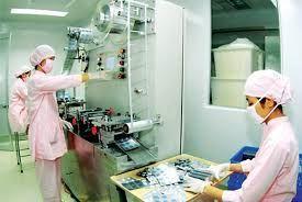 Ngành Kỹ thuật thiết bị sản xuất dược