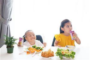 Phòng dịch Covid-19, làm sao để trẻ ăn tốt, khỏe hơn?