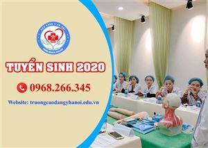 Trường cao đẳng Y Hà Nội - Tuyển sinh năm 2020