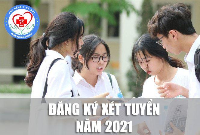 ĐĂNG KÝ XÉT TUYỂN LINH HOẠT VÀO CAO ĐẲNG Y HÀ NỘI NĂM 2021