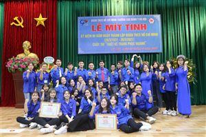 Trường Cao đẳng Y Hà Nội Kỷ niệm 90 năm ngày thành lập Đoàn TNCS Hồ Chí Minh (26/3/1931 -26/3/2021).