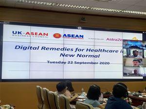 Bộ Y tế thảo luận trực tuyến với các chuyên gia thế giới tăng cường chăm sóc và điều trị bệnh không lây nhiễm