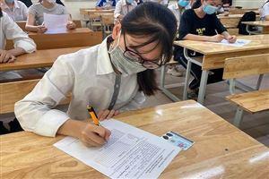 Thi tốt nghiệp THPT 2021: Địa phương dự kiến đề xuất thi hai đợt
