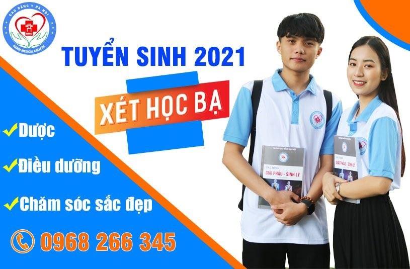 Chưa có kết quả thi THPT có đăng ký xét tuyển vào Cao đẳng Y Hà Nội được không?