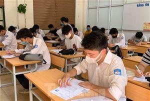 Hôm nay, thí sinh bắt đầu đăng ký xét tuyển vào đại học, cao đẳng