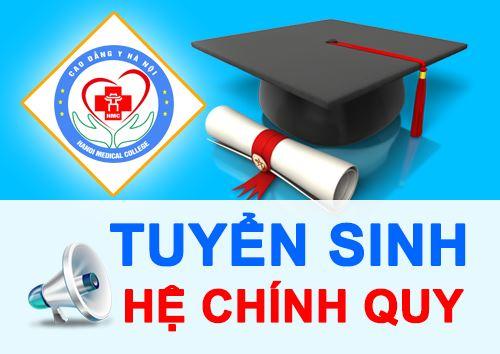 Trường Cao đẳng Y Hà Nội thông báo tuyển sinh hệ Cao đẳng chính quy năm 2021