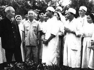 Tư tưởng Hồ Chí Minh về nghề thầy thuốc