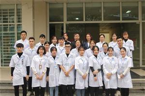 Hoạt động hướng nghiệp – Học tập thực tế tại Bệnh Viện Y học Phòng không – Không quân